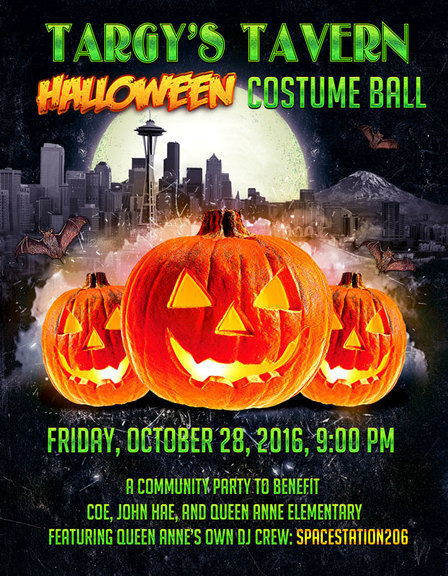 Targy's Halloween Ball